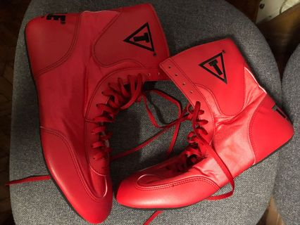 pretty nice 8dc78 663f3 Title Boxing Shoes (Size 11)