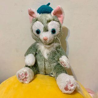 🚚 達菲熊 畫家貓 玩偶 娃娃