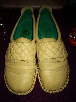 仿皮休閒鞋