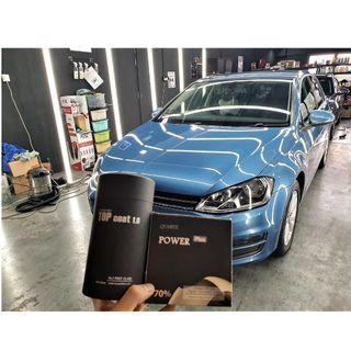 Volkswagen Golf Tsi Quartz Coating