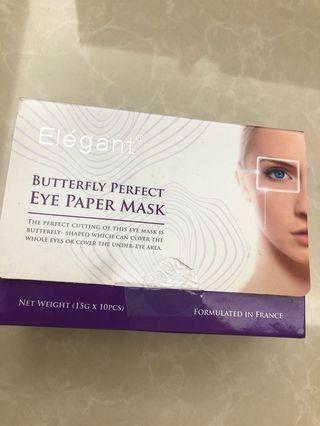 日本美容院專用 Elegant 活細胞蝴蝶形眼膜
