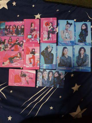 🚚 Izzy unofficial photocards