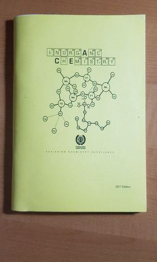 🚚 Temasek JC ACE H2 Inorganic Chem Past Prelim Examination Qns with solutions