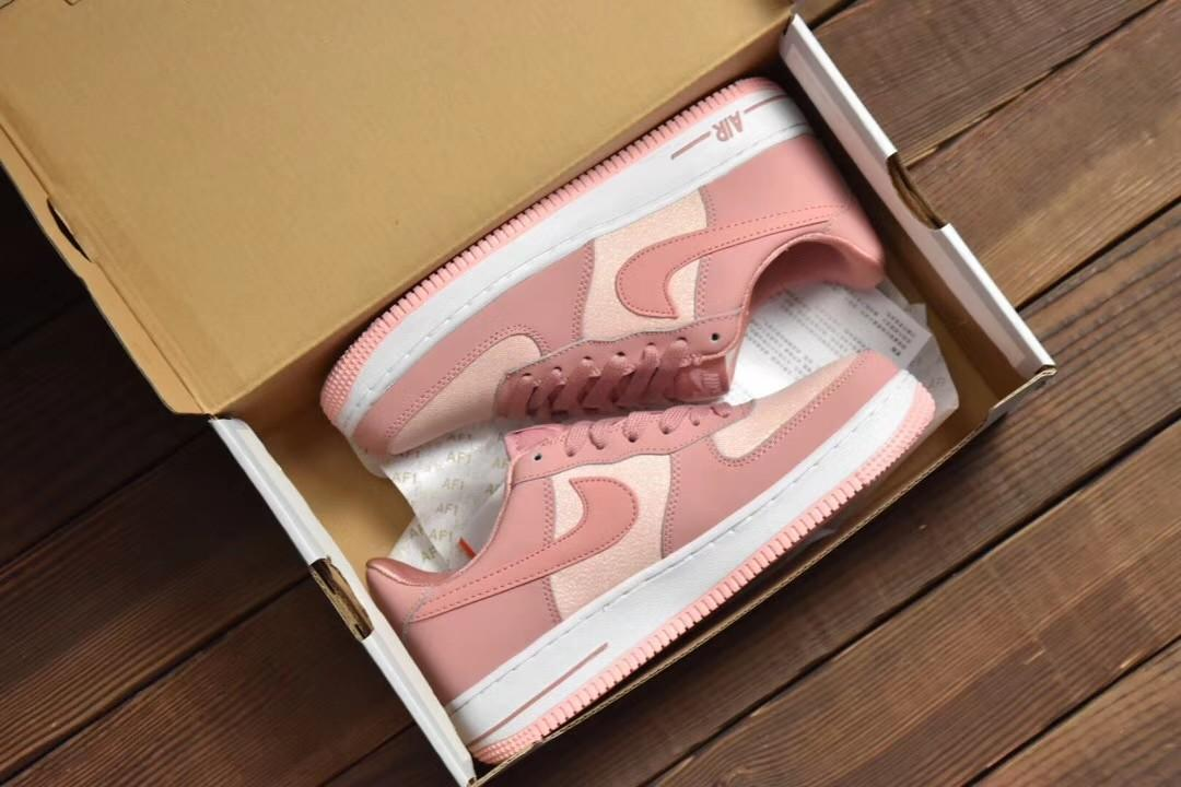 Nike Air Force 1 LV8 in pink 849345 603 | everysize