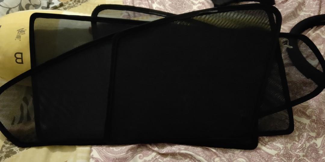 4pcs customized chevrolet cruze shades