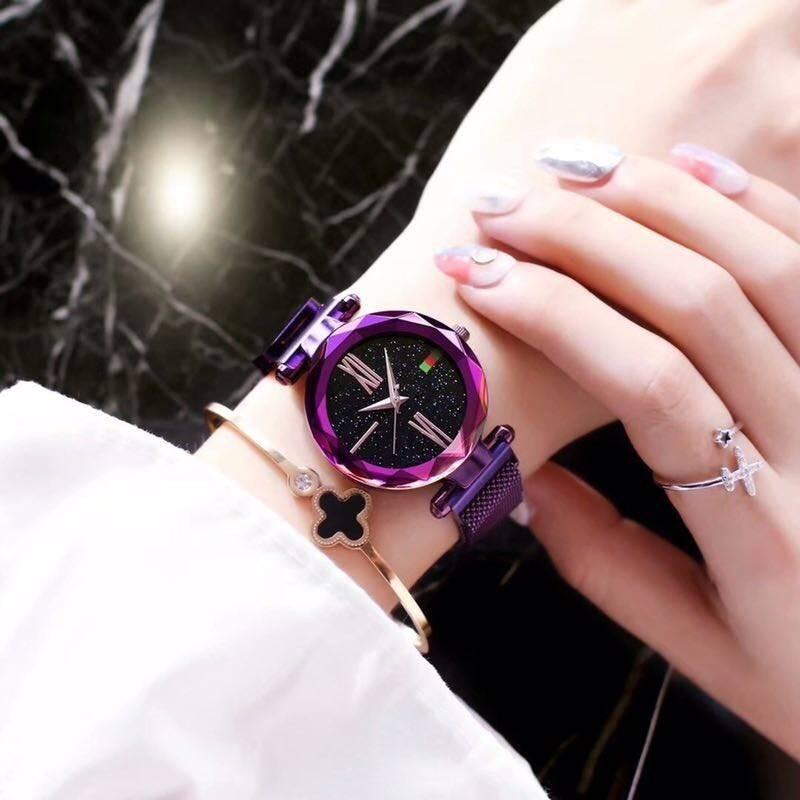 典雅星空錶