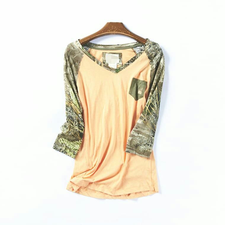 上衣  7分袖