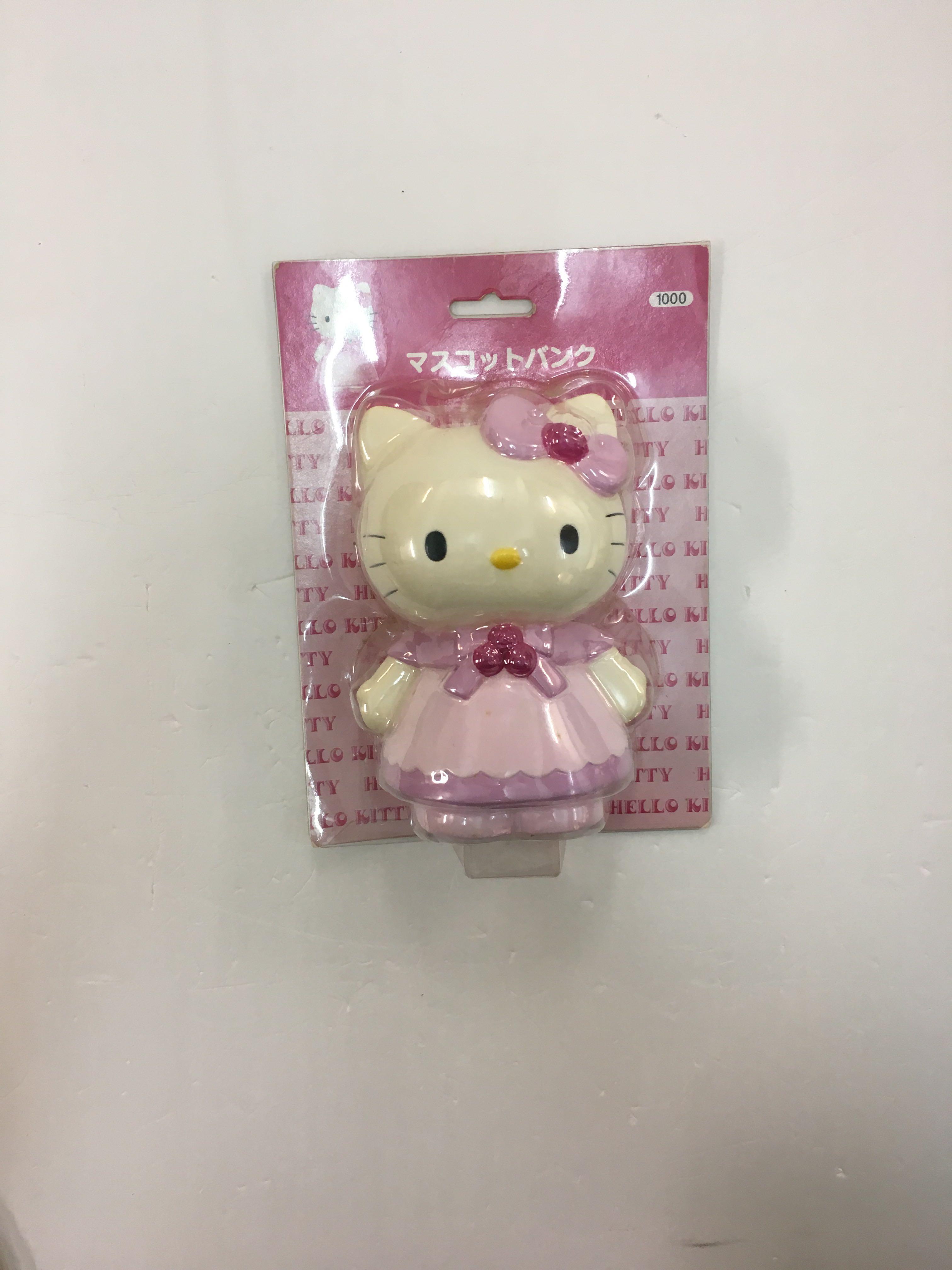 全新 Hello Kitty 擺設公仔