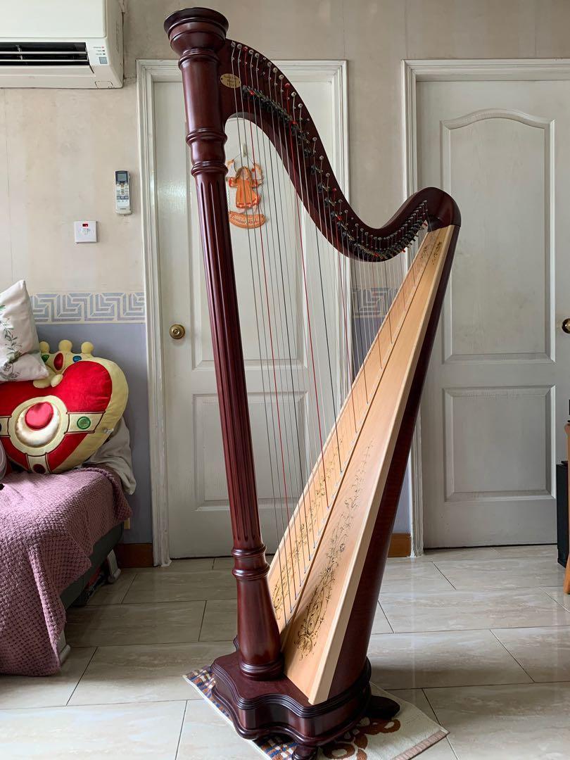 豎琴 Lever Harp Lyon and Healy Prelude 40