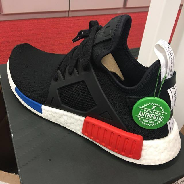 Adidas Nmd Xr1 Og Black Men S Fashion Footwear Sneakers On