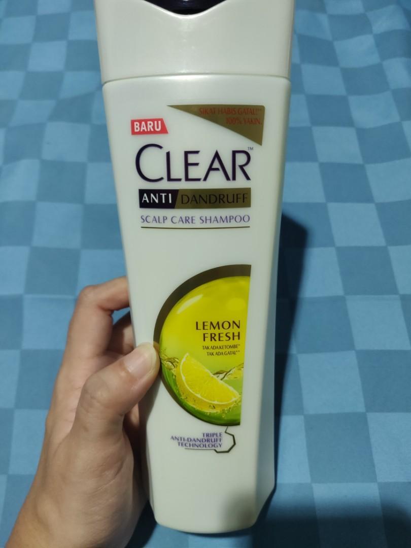 Anti Dandruff Scalp Shampoo Lemon Fresh