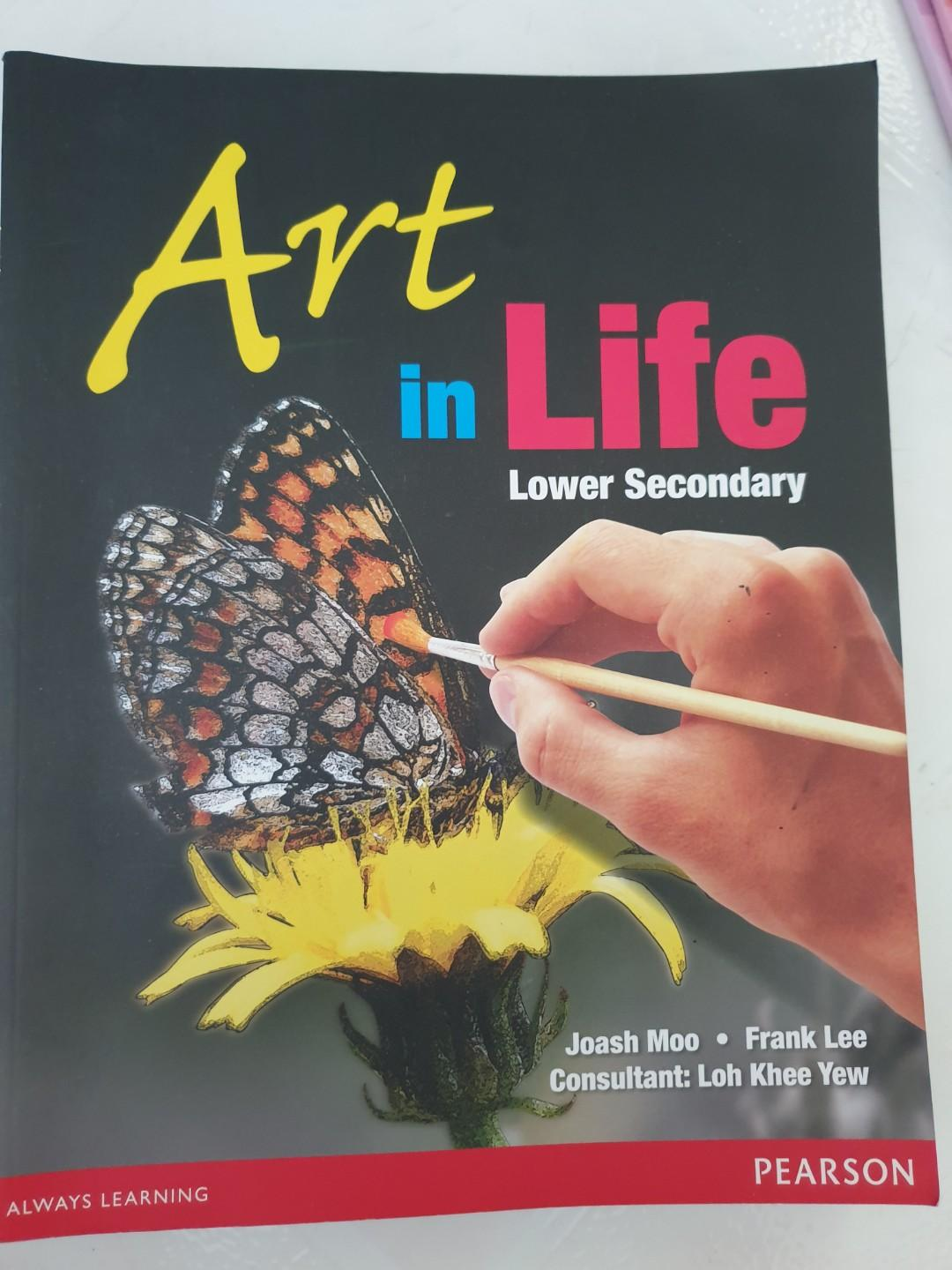 Art in Life (Lower Secondary) Textbook by Hodder Education