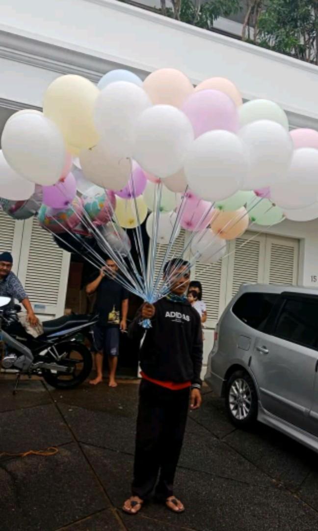 Balon ulang tahun