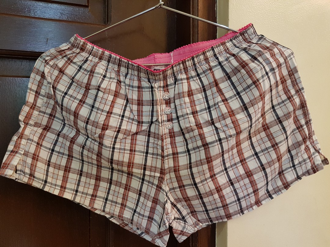 bench boxer shorts for women