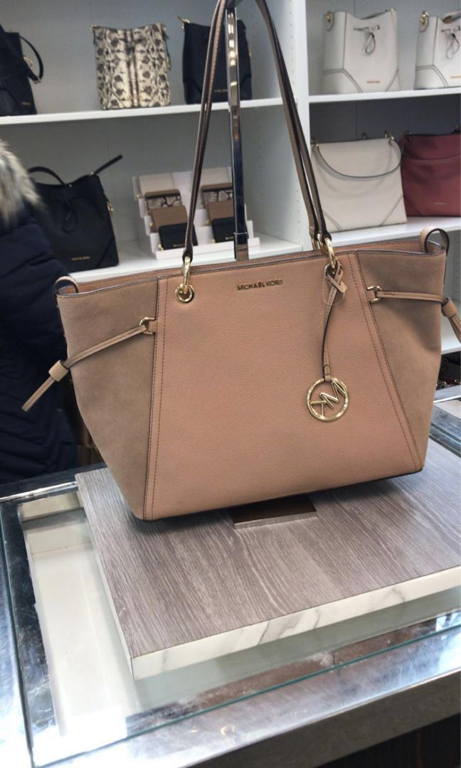 48cdd595ab94 Brand New Michael Kors Two-toned Tote
