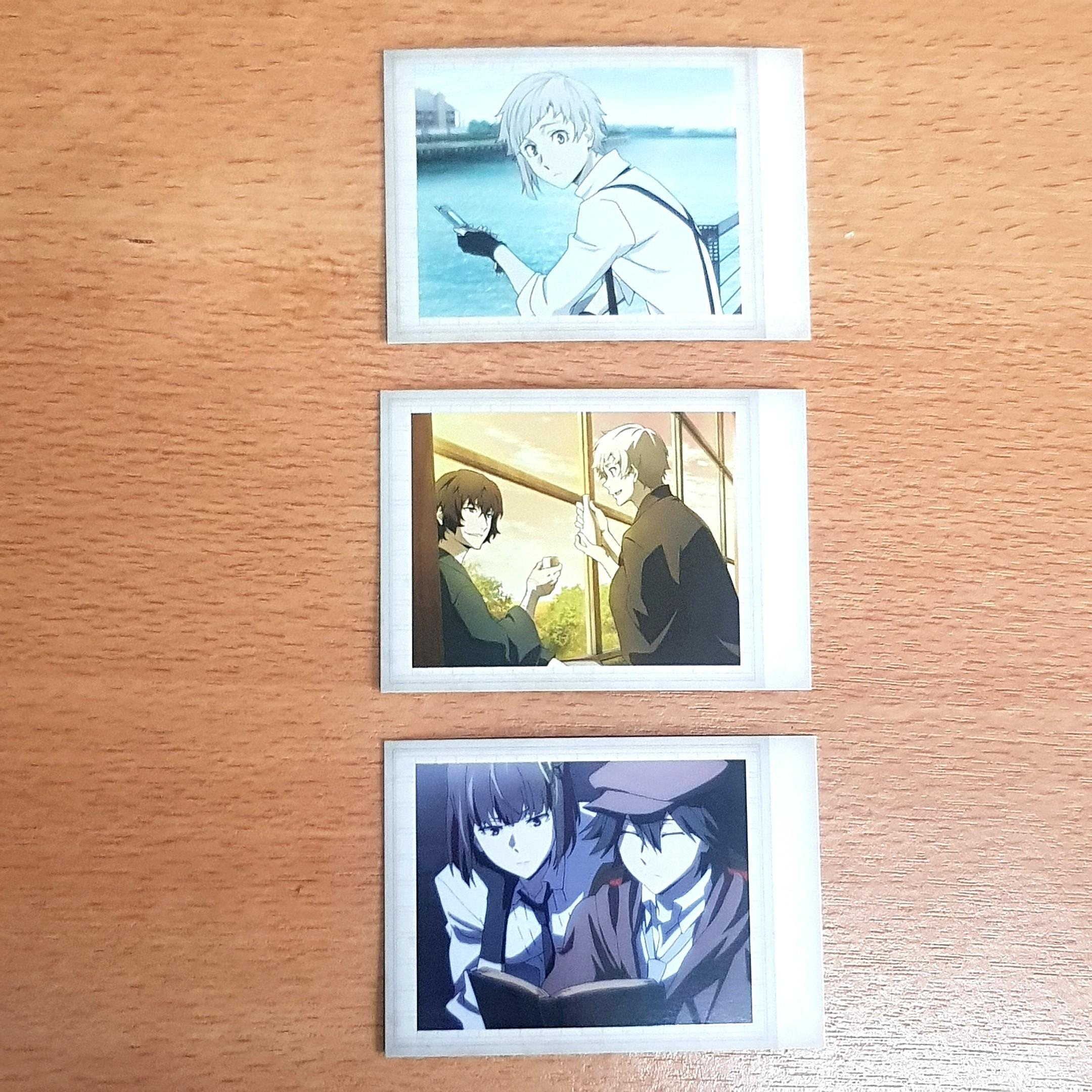 Bungo Stray Dogs Pasha Colle Collection Vol.1