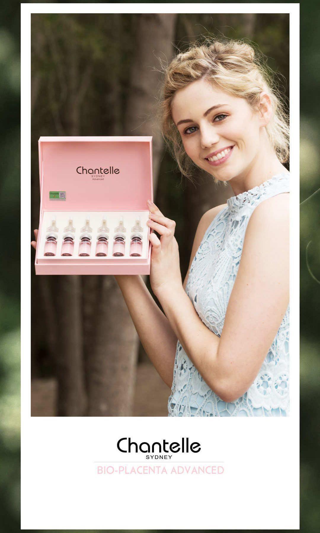 Chantelle PINK Chantelle Bio‐Placenta Advanced 6 in 1 10ml