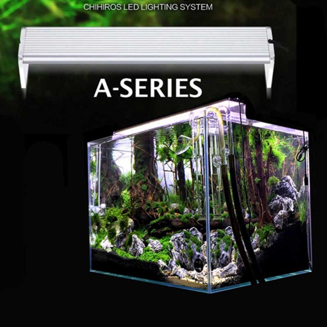 Chihiros A-series LED aquarium light