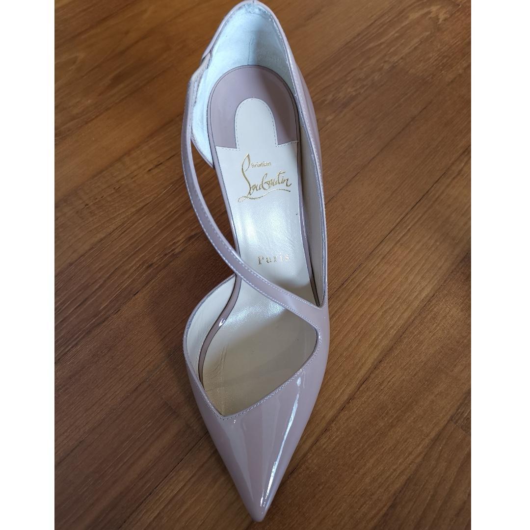 pretty nice 5445c 3ede9 Christian Louboutin Jumping 85mm, Women's Fashion, Shoes ...