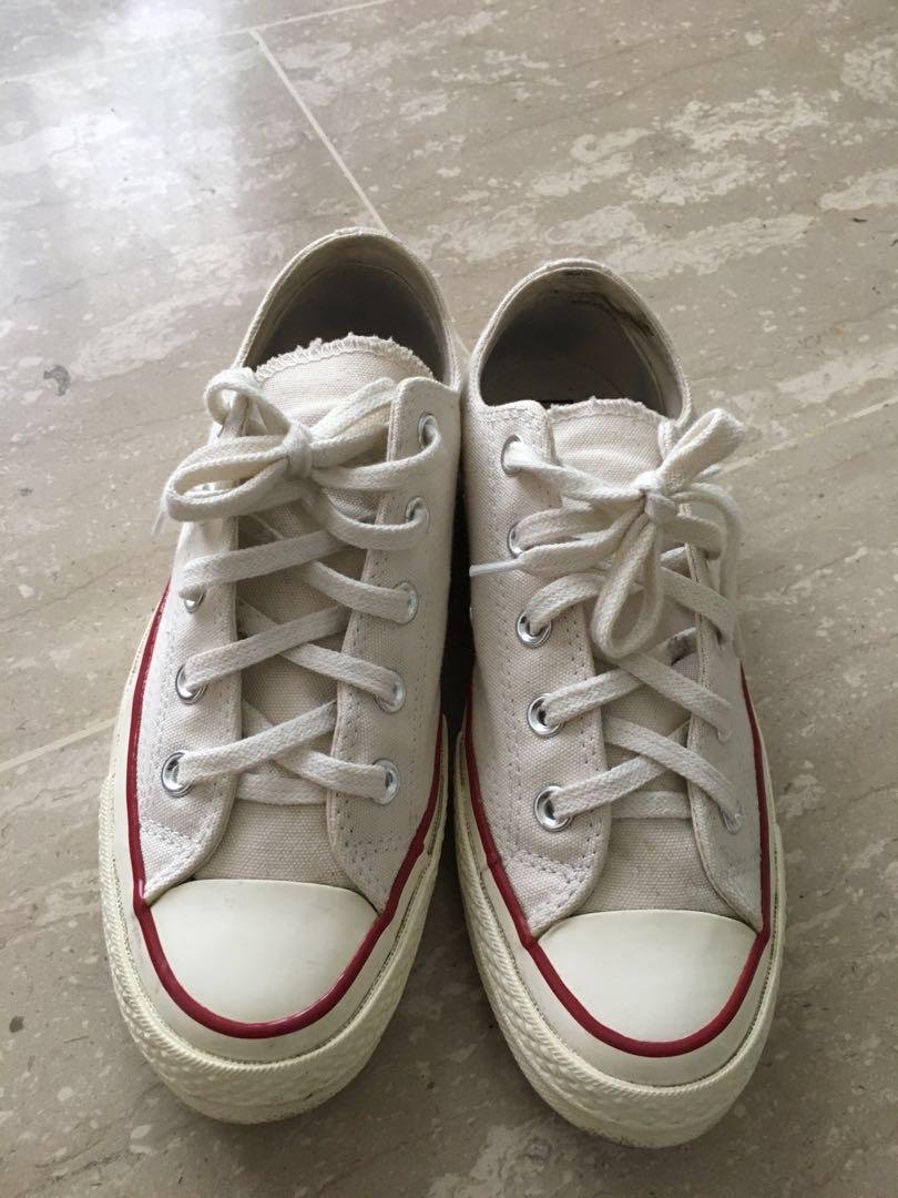 [NEGO FOR FAST DEAL] 70's Converse Sneakers