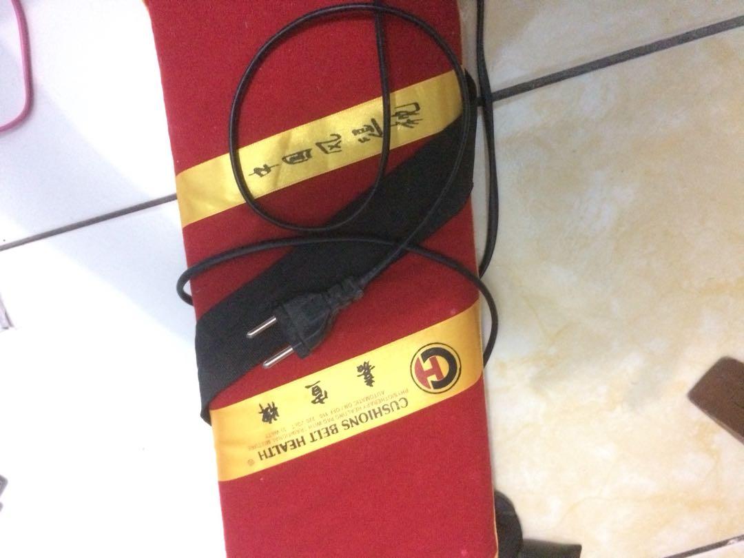 Cushion belt health