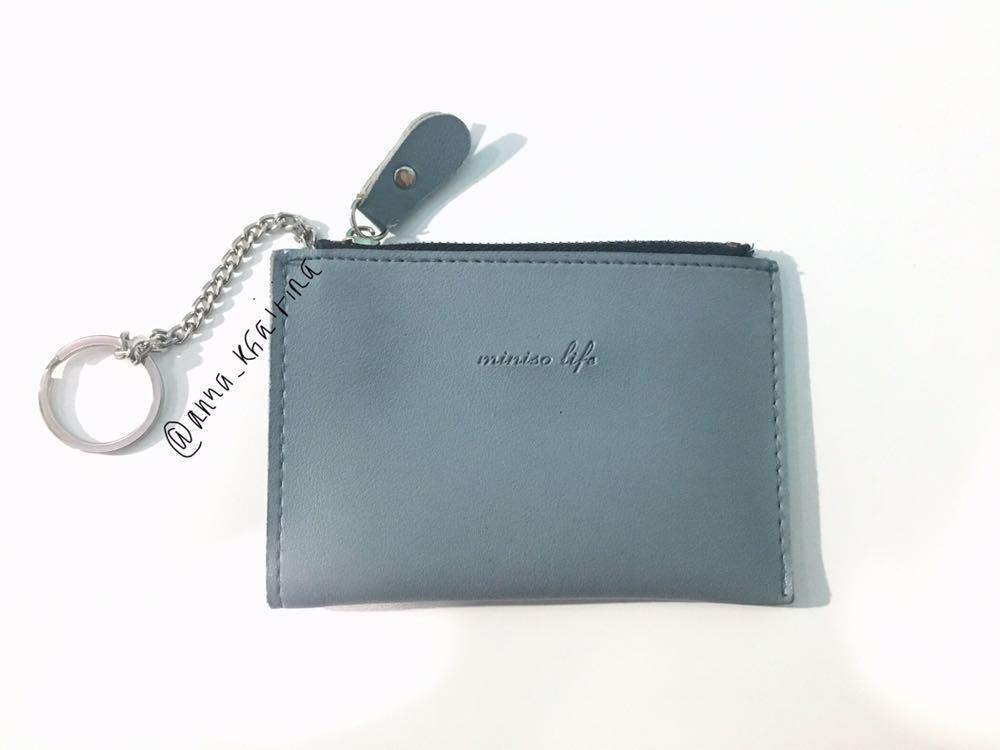 Dompet Miniso / tempat koin / coin purse