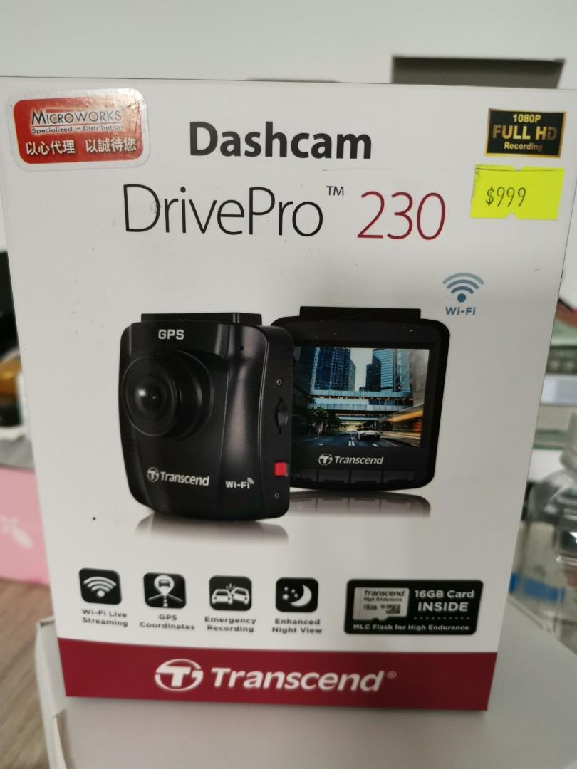DrivePro 230 Dash cam 行車紀錄儀 (有保養)