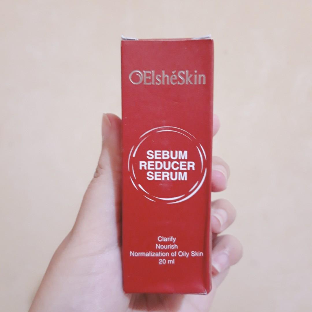 Elsheskin Elshe Skin Sebum Reducer Serum