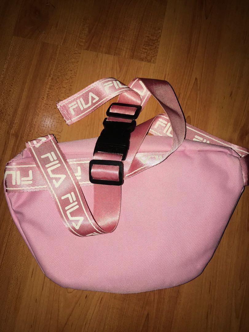 Fila Waist Bag Pink