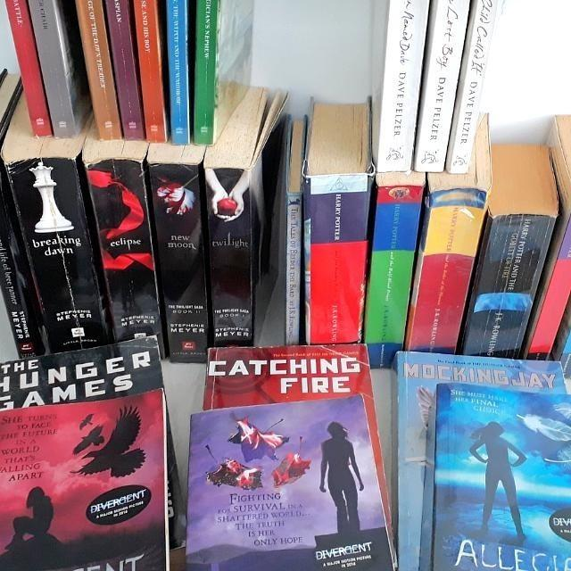 FREE BOOKS UP FOR GRABS [RARE OFFER]