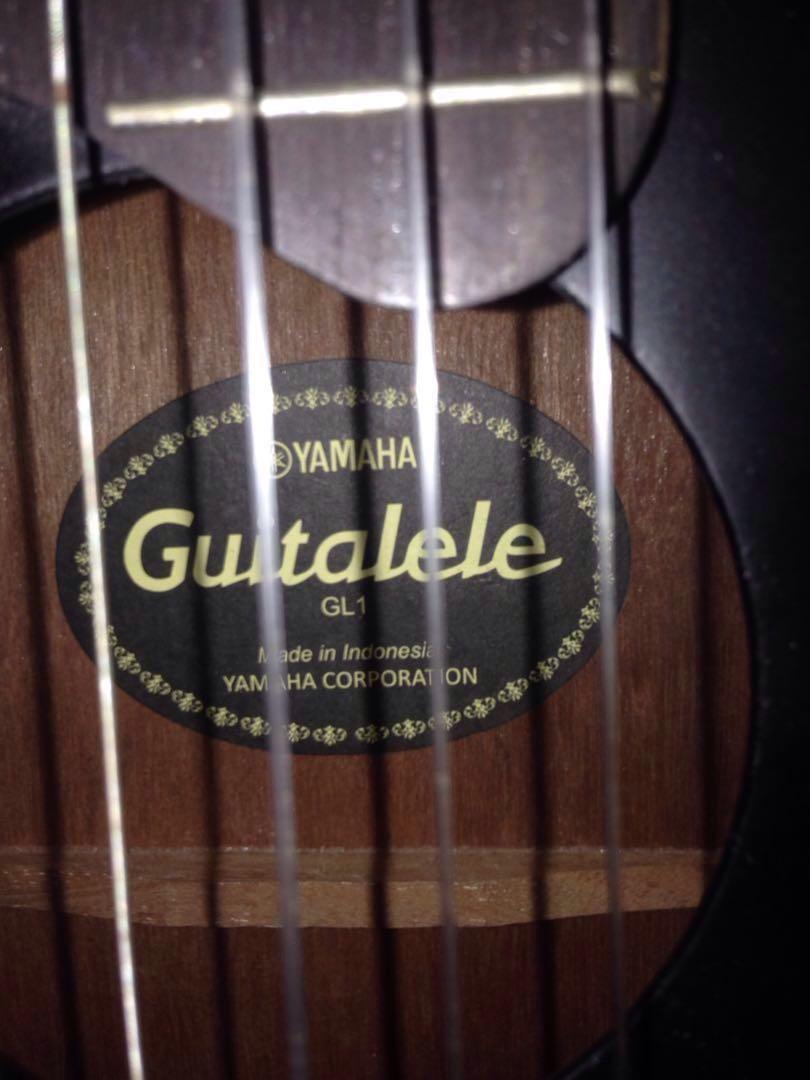 Gitar ukulele