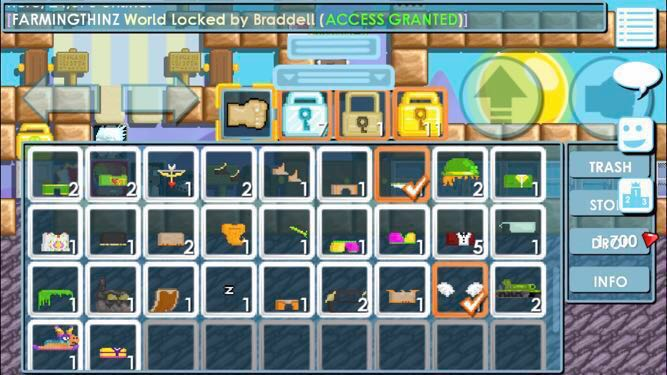 Growtopia Account for sale!!