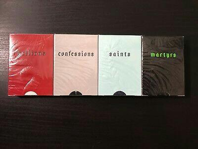 Confessions Series Playing Cards