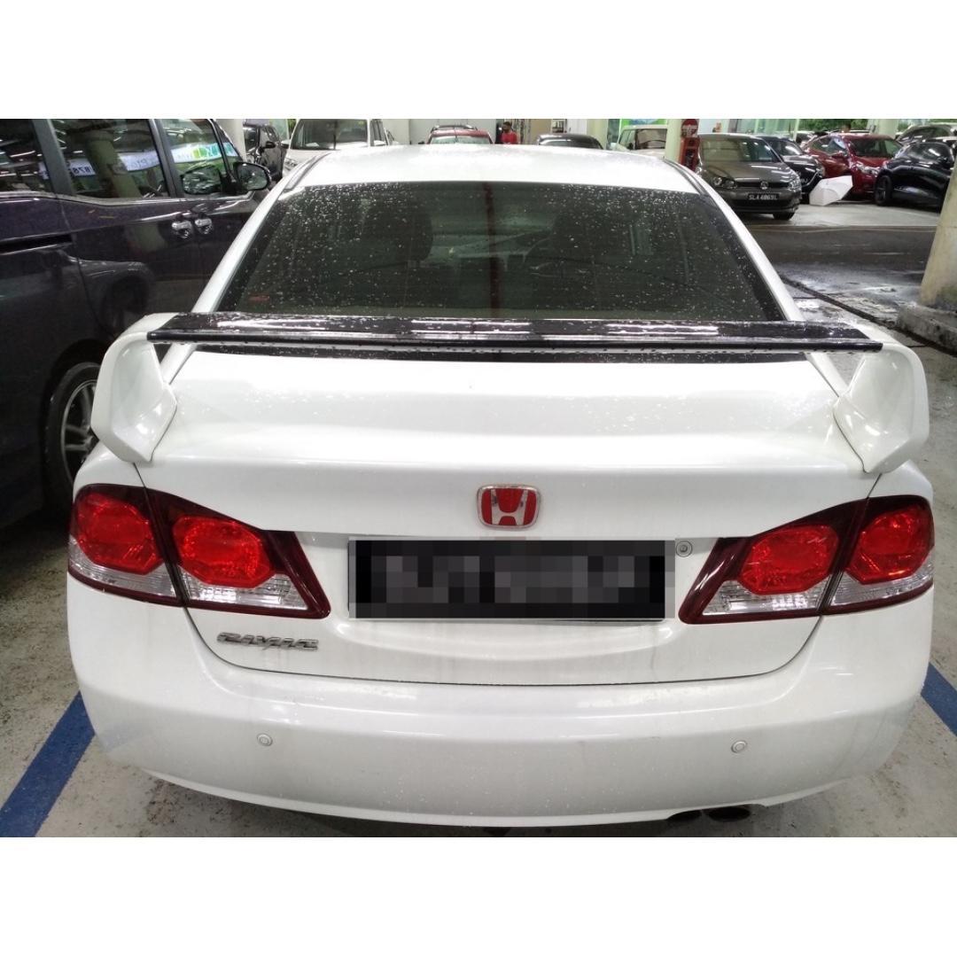Honda Civic 1.6 - Sporty, Comfortable, Safe with Gojek Rental Rebate