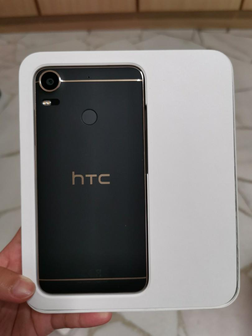 HTC Desire Pro 10 (Sleek and light)