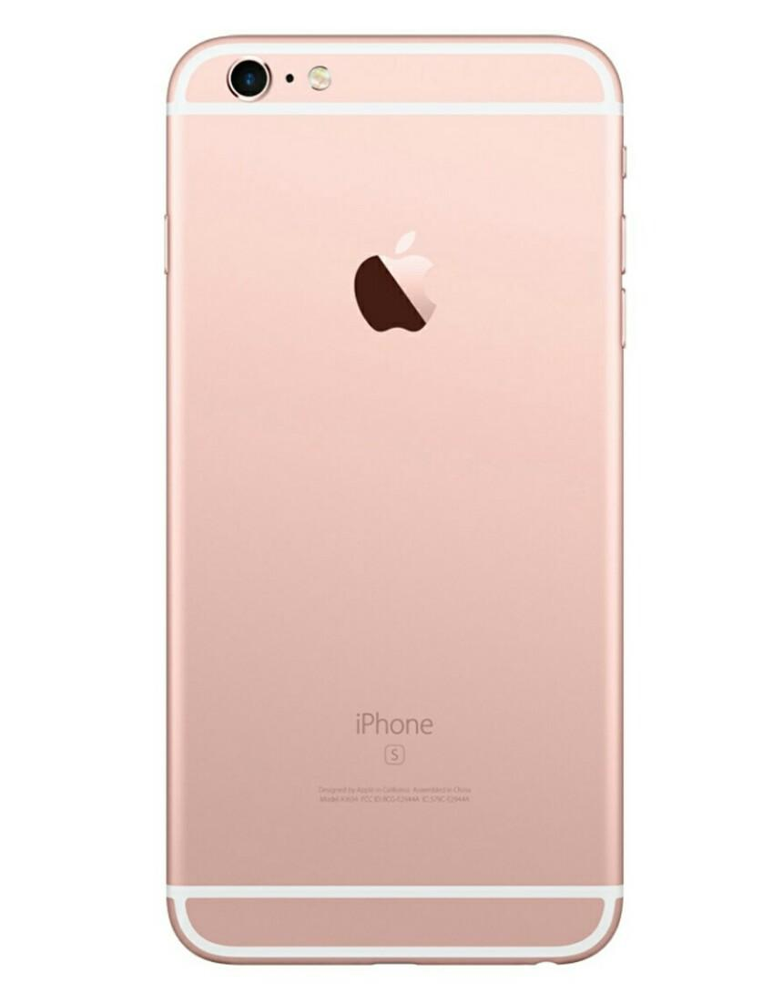 iPhone 6s 32 rose, New