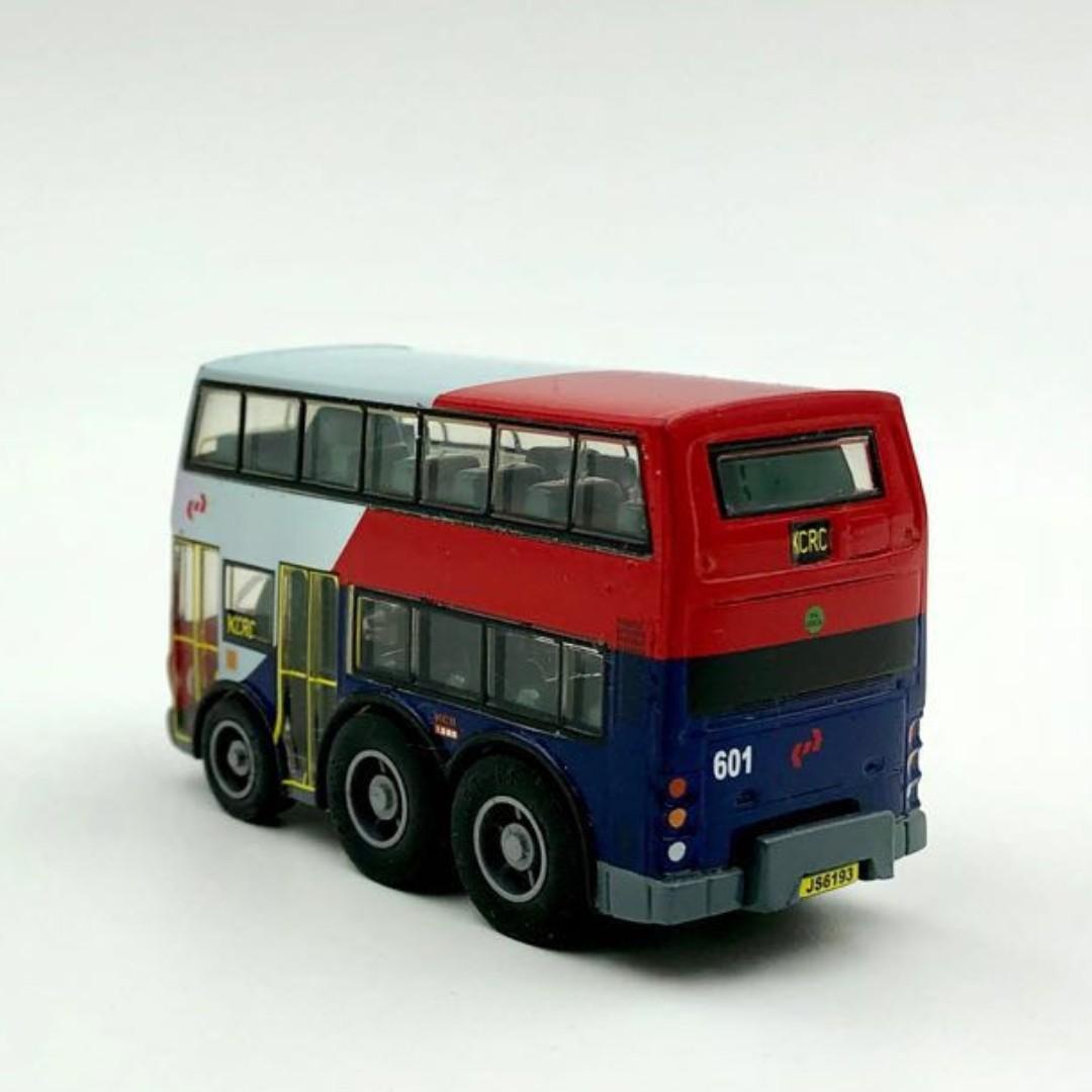 KCRC Bus Model