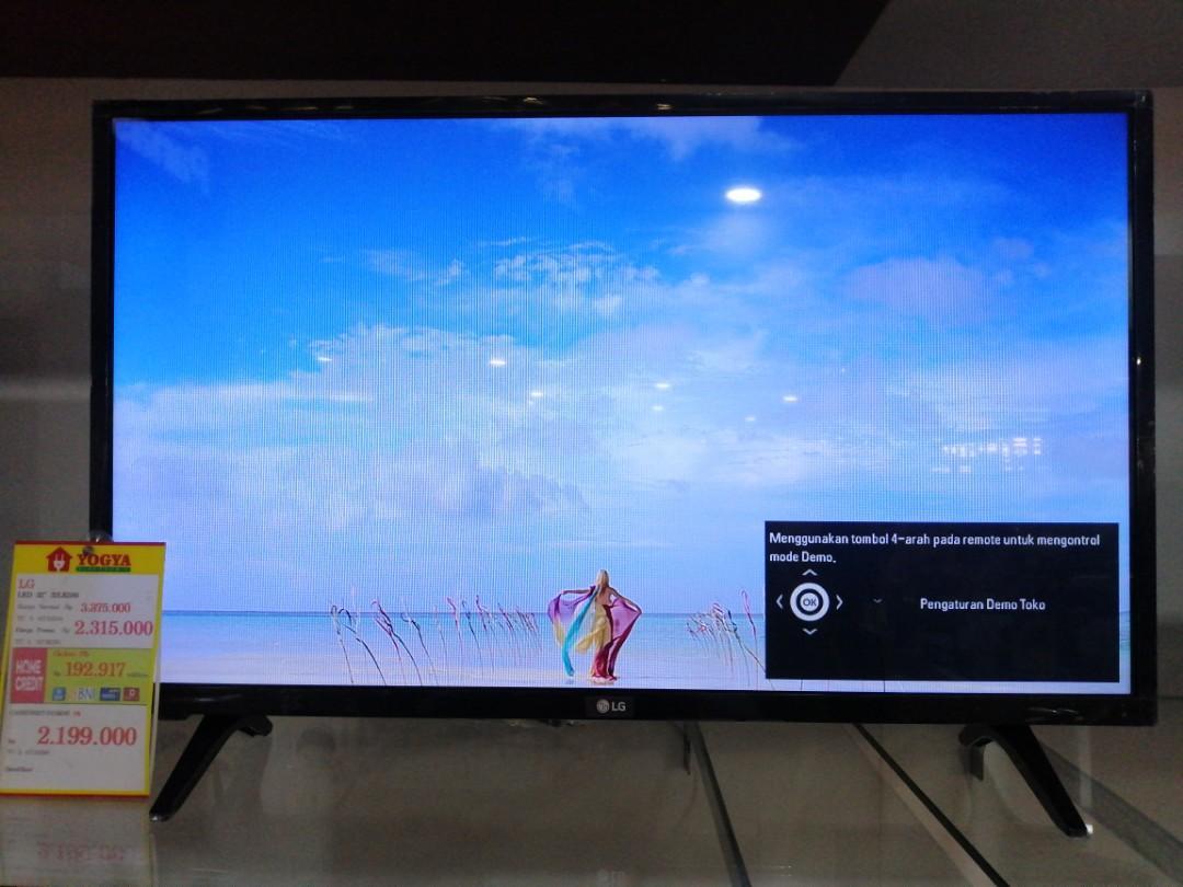 Kredit Tv LG 32LK500