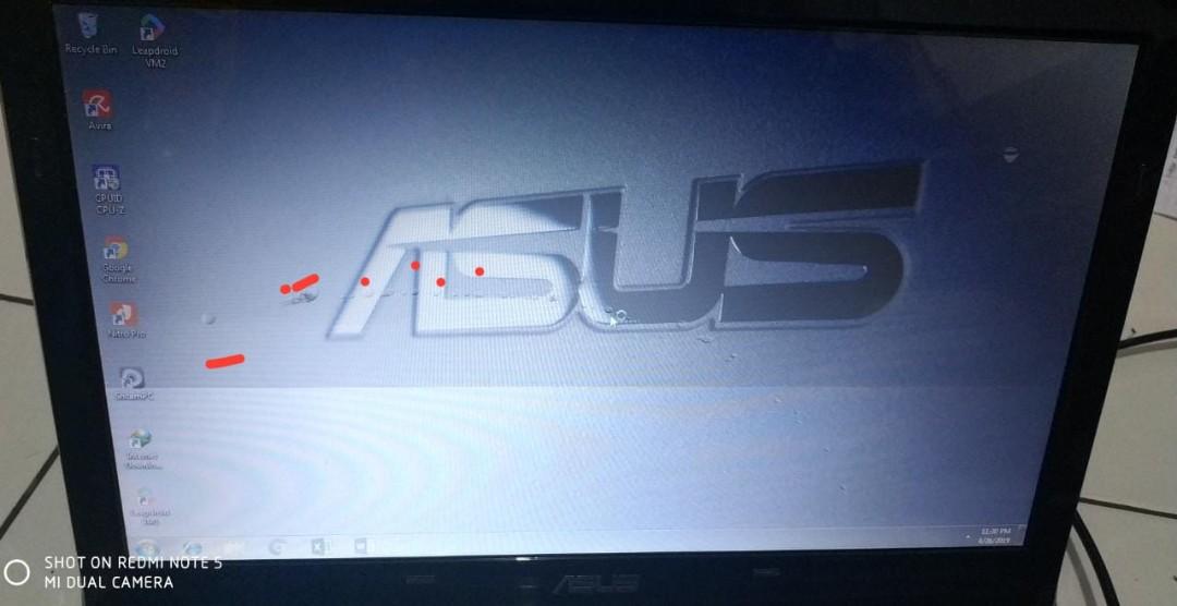 Laptop Asus Icore 5, 4Gb