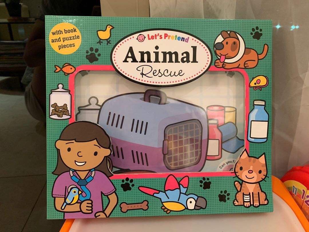 Let's Pretend Animal Rescue