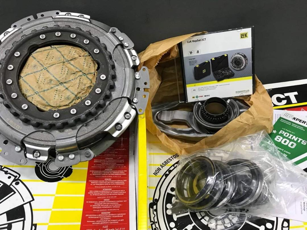 Auto Wheels Motorworks Specialty For Luk Clutch Kit DQ200 7