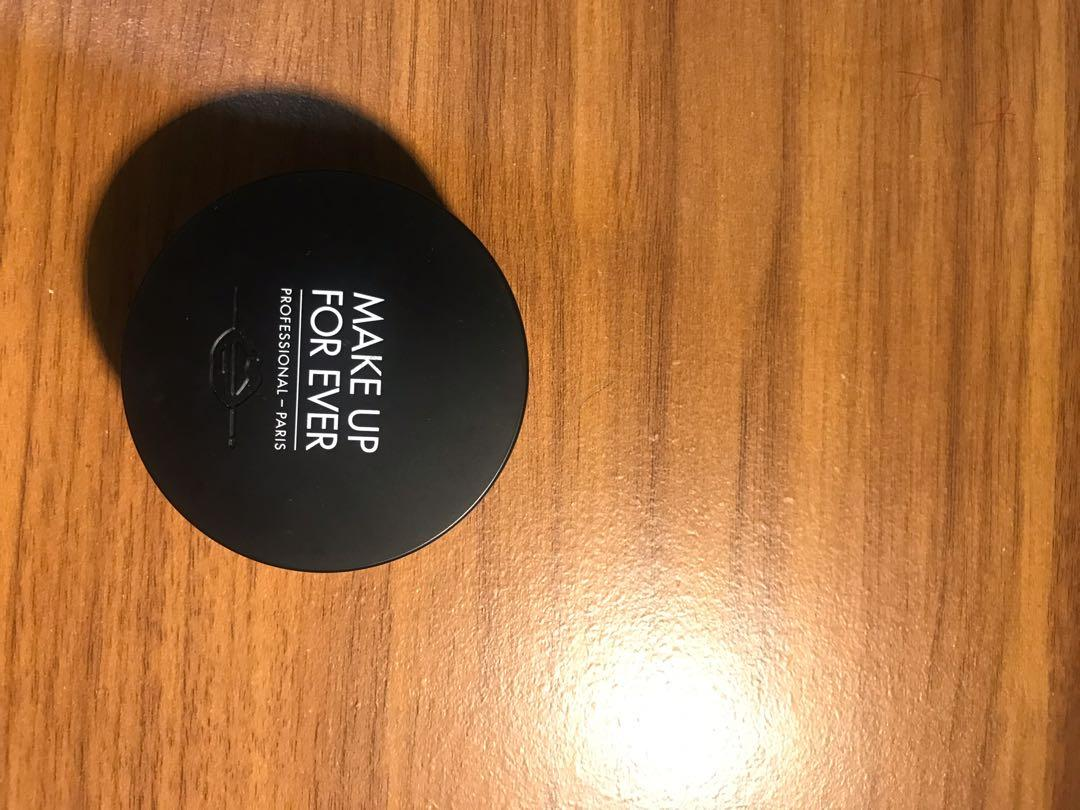 Makeup forever loose powder