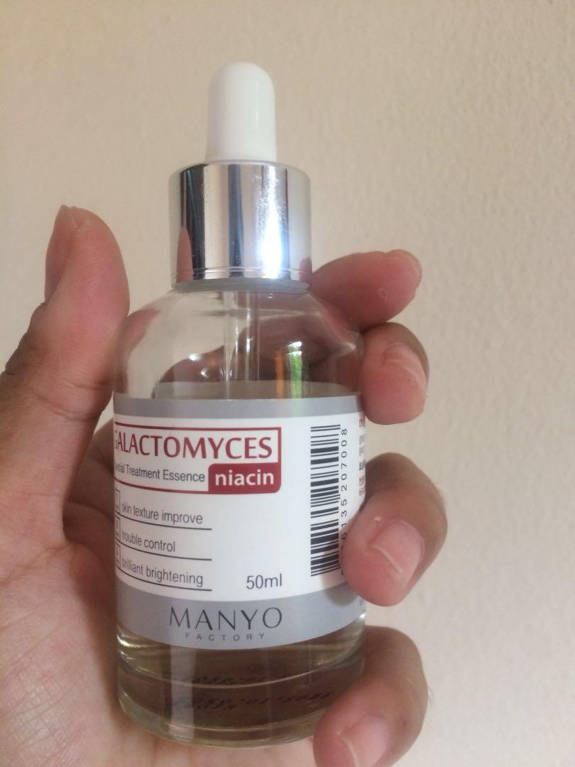 Manyo Factory Galactomyces Niacin Special Treatment Essence 50ml
