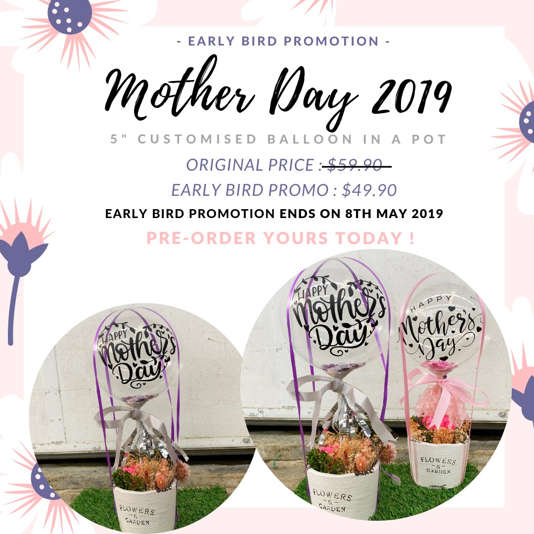 Mother Day Balloon 2019