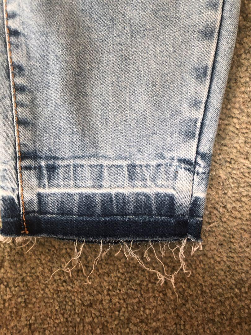 New Ripped Jeans !