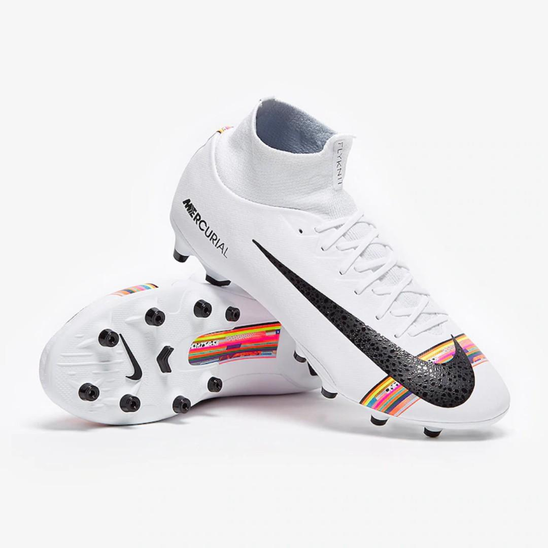 low priced 34b0f 297df Nike Mercurial Superfly VI Lvl Up Pro AG Artificial Ground ...
