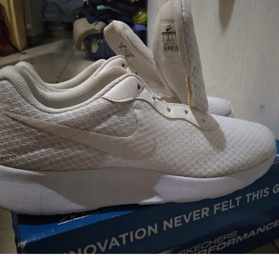 Nike Tanjun Racer Full white