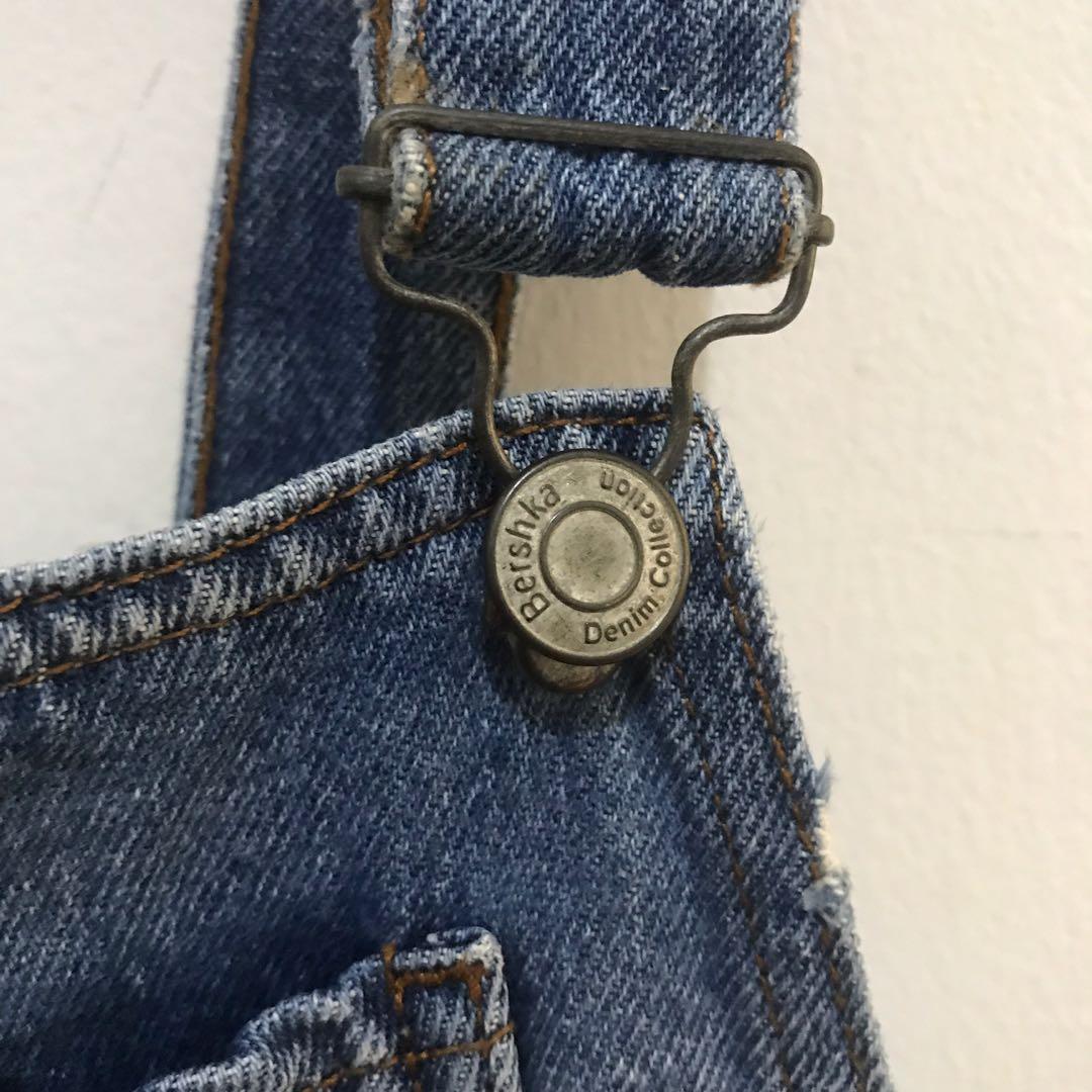 Overall Jeans bershka