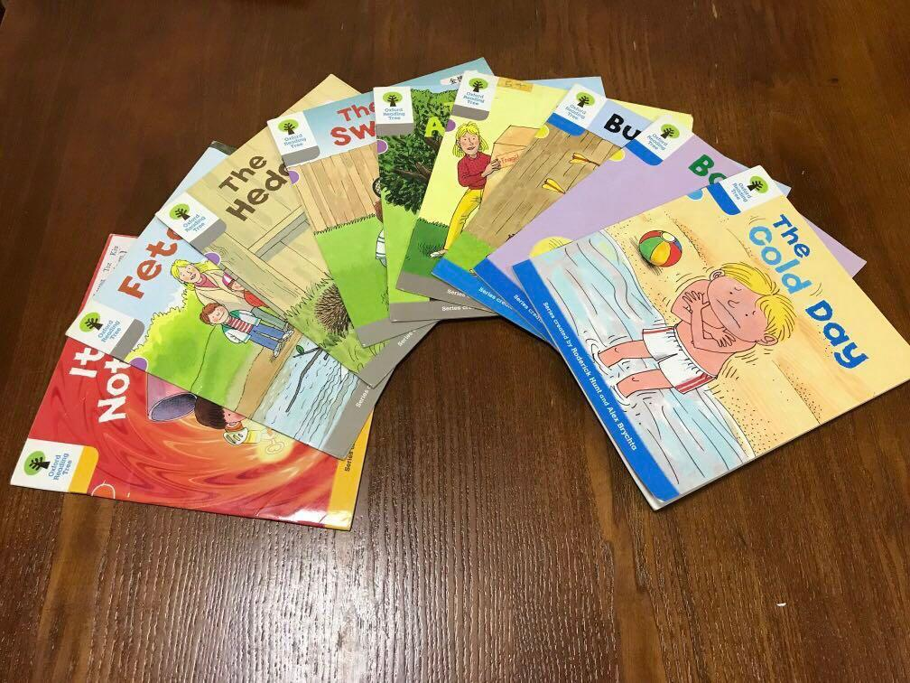 Oxford Reading Tree (9 books)