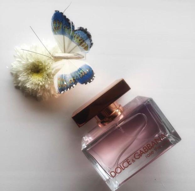Parfum DOLCE GABBANA Rose the one Original